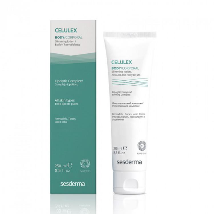 CELULEX BODY Slimming lotion – Лосьон ремоделирующий для похудения, 250 мл