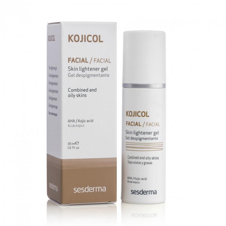 KOJICOL Skin lightener gel – Гель депигментирующий, 30 мл