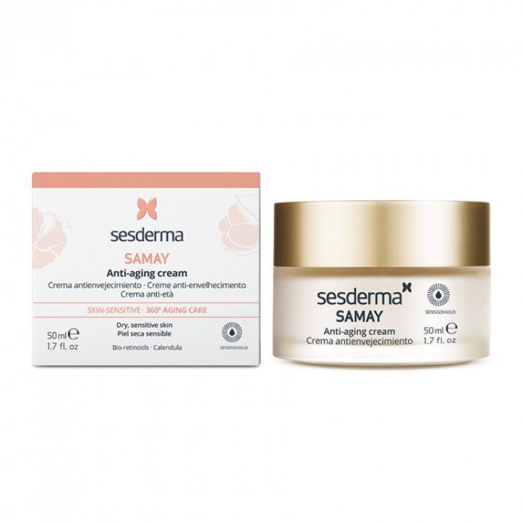 SAMAY Anti-aging cream – Крем антивозрастной, 50мл