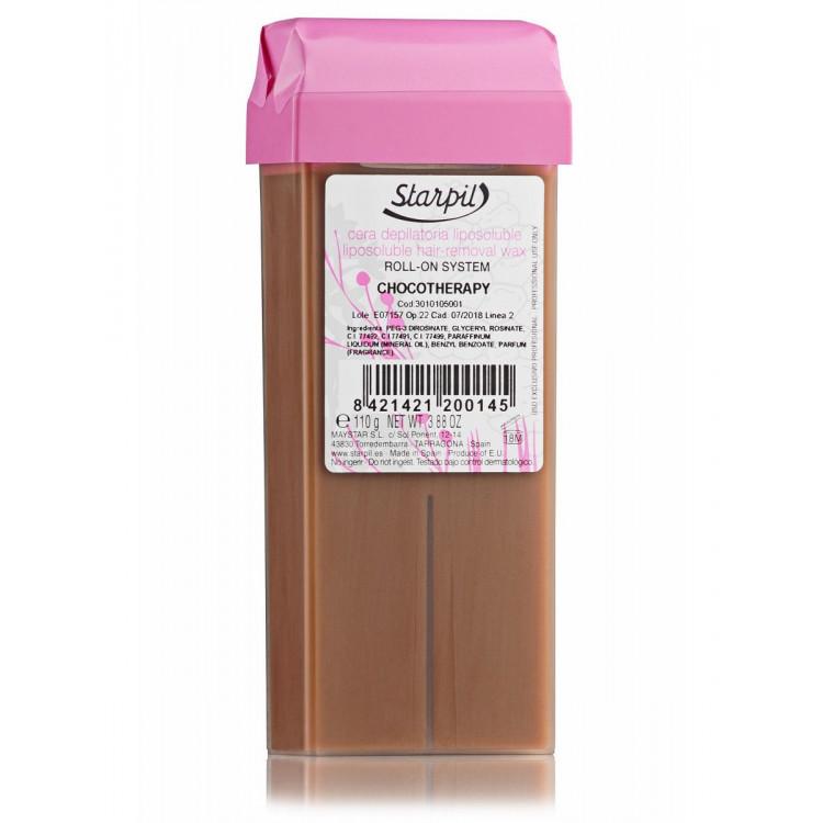 Hair removal wax 110 g - Воск Шоколадный Кремовый