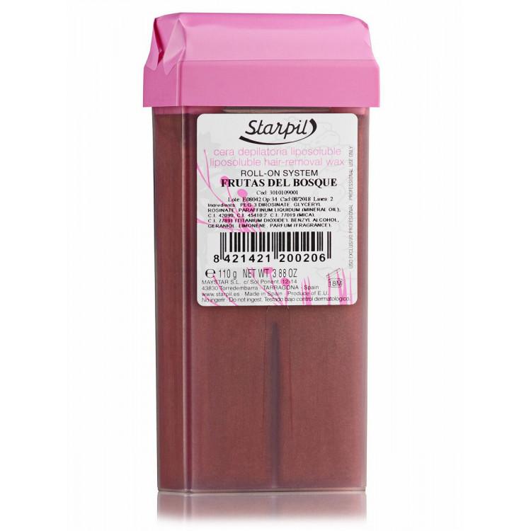 Hair removal wax 110 g - Воск Лесные ягоды с радужными пигментами