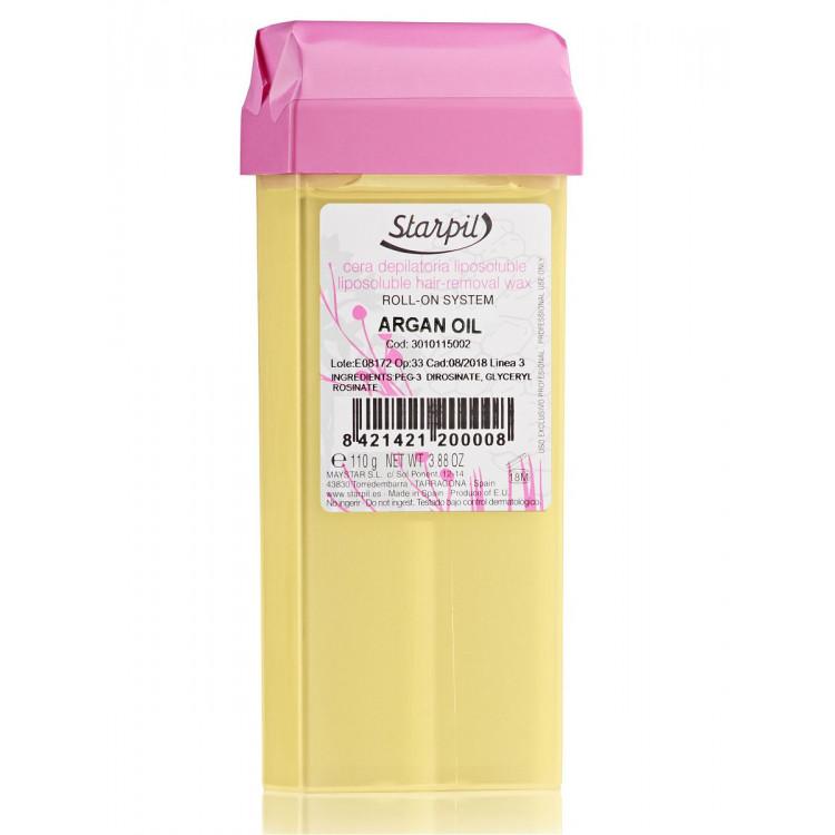 Hair removal wax 110 g - Воск Аргановый Кремовый