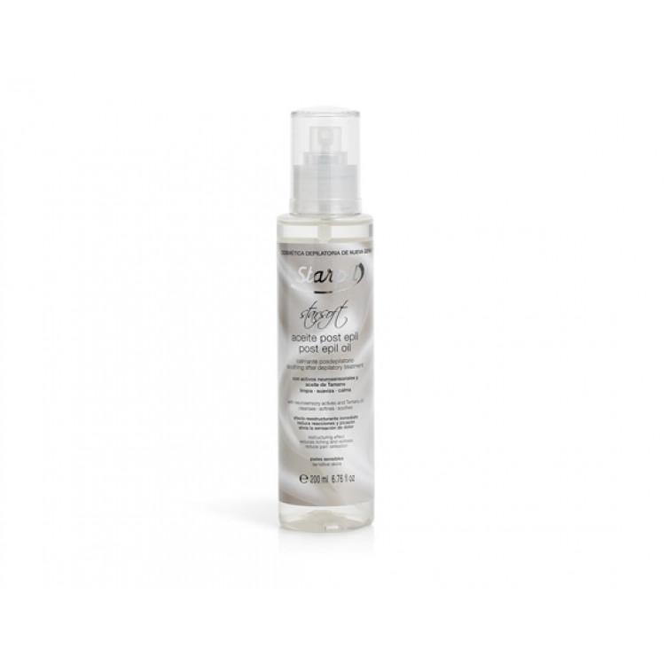 Star Soft Post epil oil 200 ml - Масло после депиляции