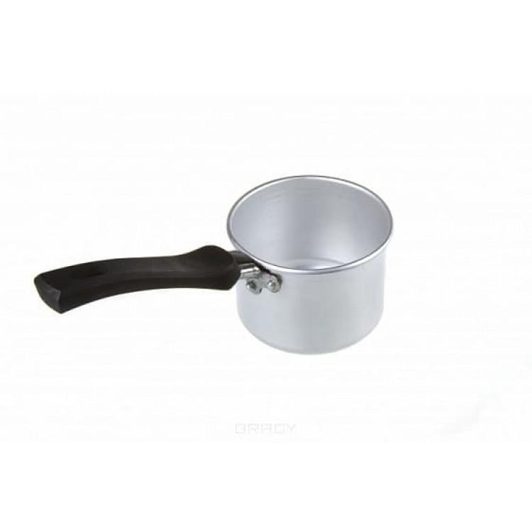 Aluminum bucket with handle 450 ml - Ковшик алюминиевый с ручкой