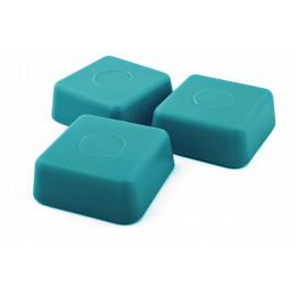 Hair removal wax 1000 g - Воск Азуленовый Двойная Эластичность PLUS в брикетах