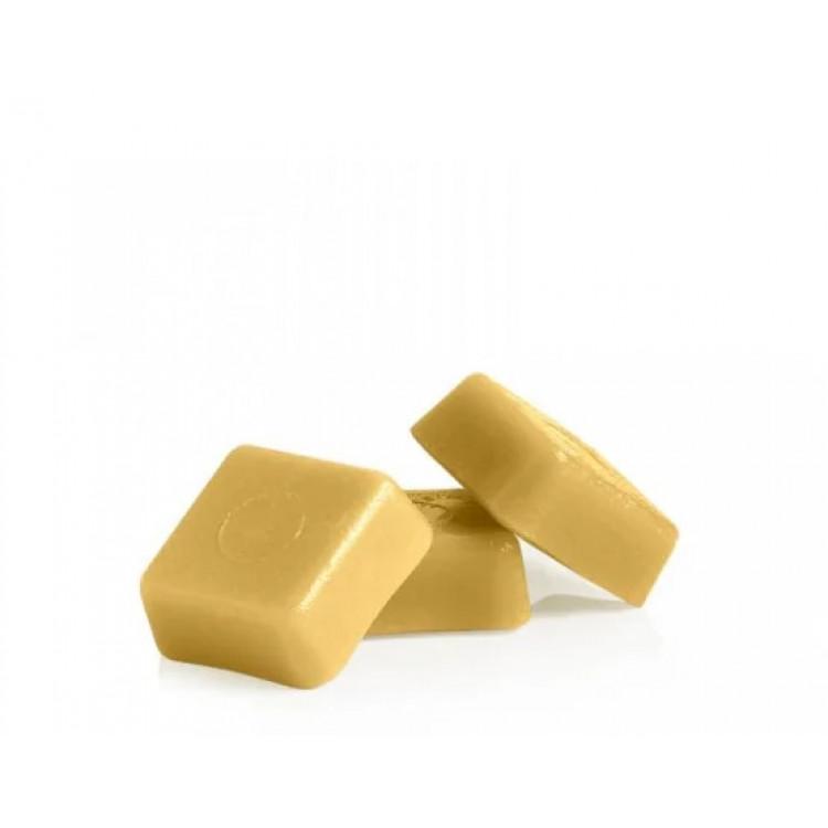 Hair removal wax 1000 g - Воск Золотой Тройная Эластичность PLUS в брикетах
