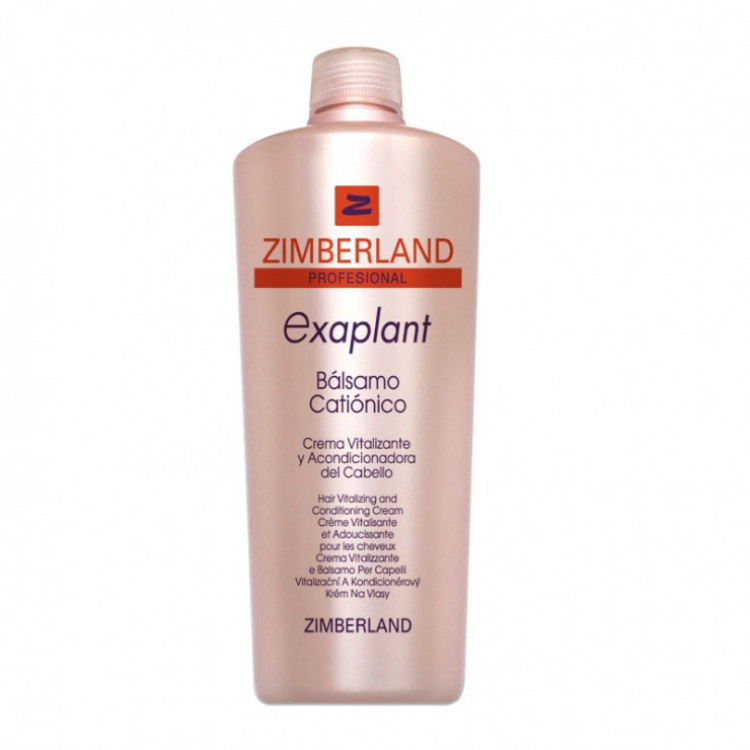 Exaplant Hair Vitalizing and Conditioning Cream - Ревитализирующий крем-кондиционер для волос 750 мл